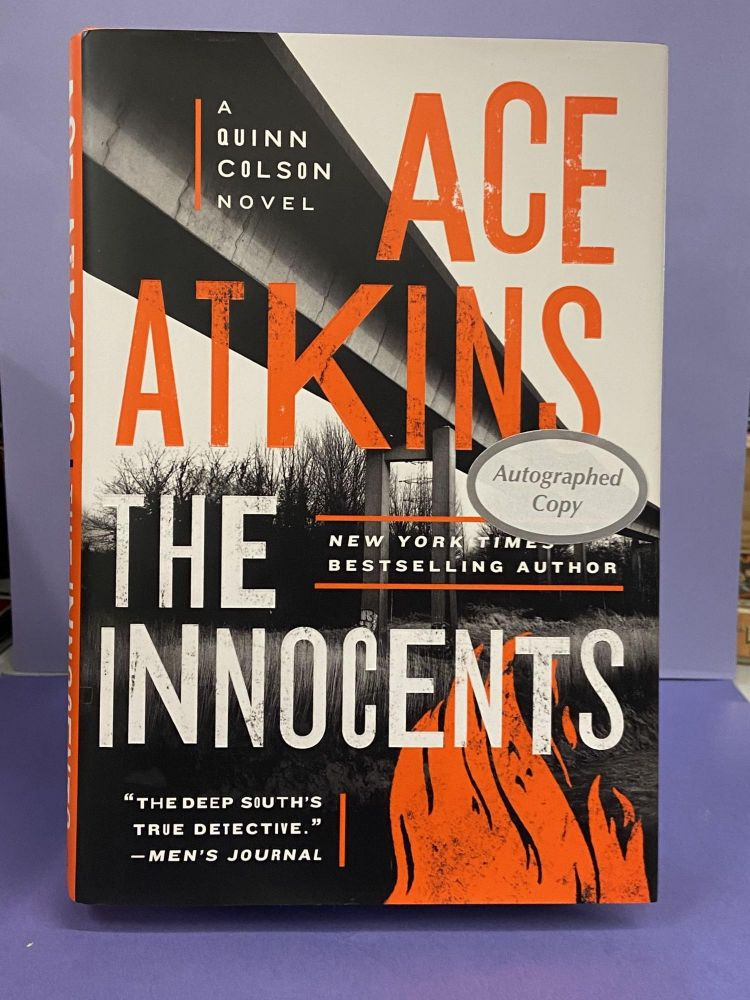 The Innocents. Ace Atkins.