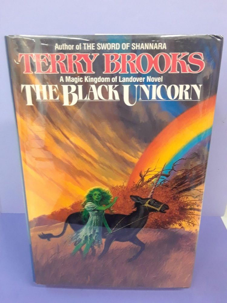 The Black Unicorn. Terry Brooks.