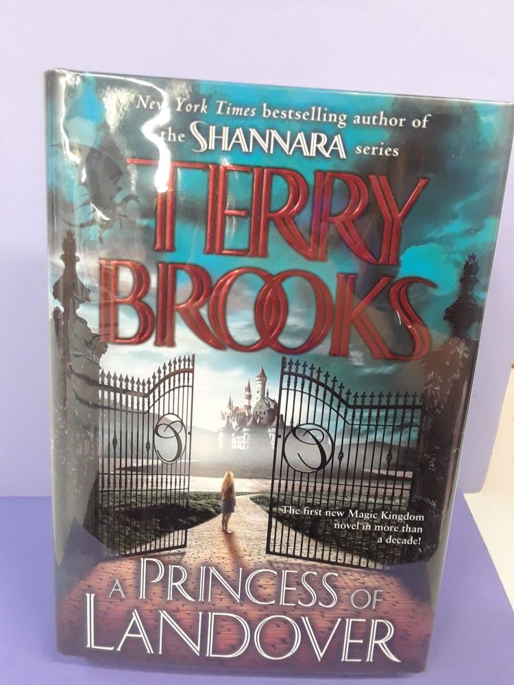 A Princess of Landover. Terry Brooks.