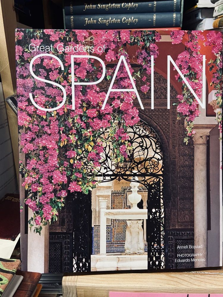 Great Gardens of Spain. Anneli Bojstad.