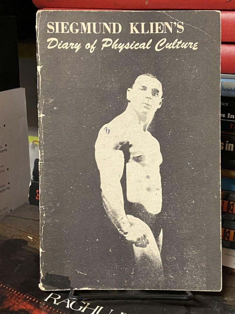 1956 Siegmund Klein's Diary of Physical Culture Booklet