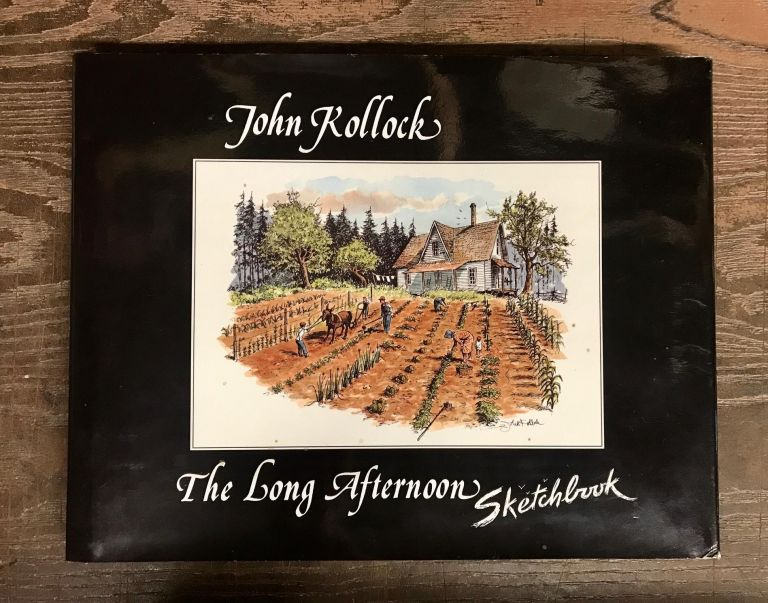 The Long Afternoon Sketchbook. John Kollock.