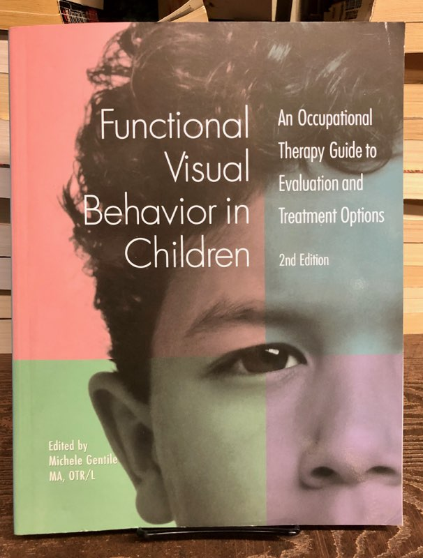 Functional Visual Behavior in Children: An Occupational Therapy Guide to Evaluation and Treatment Options. Michele Gentile.