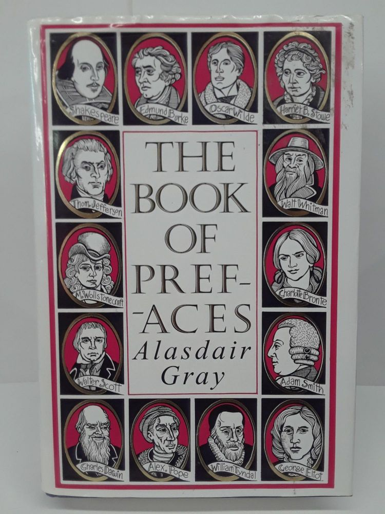 The Book of Prefaces. Aladair Gray.