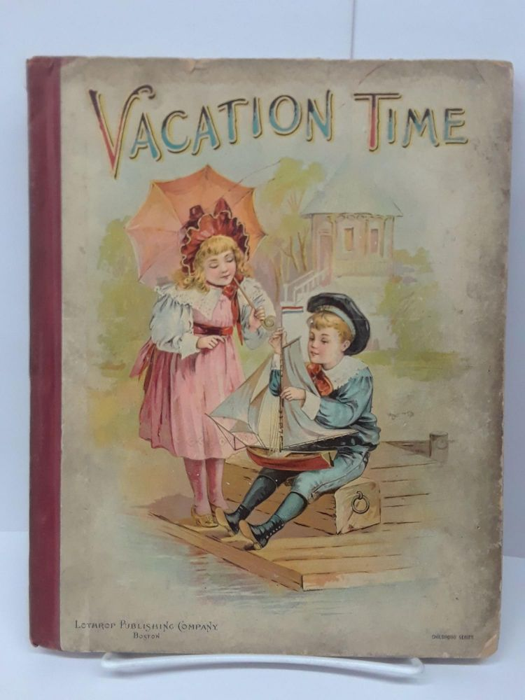 Vacation Time for Sweet Childhood Days