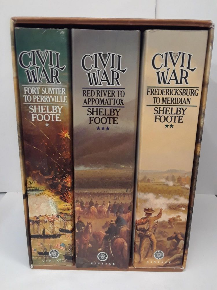 Civil War: A Narrative. Shelby Foote.