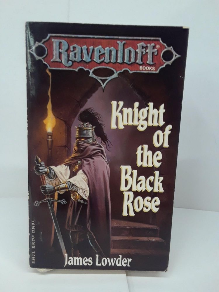 Knight Of The Black Rose. James Lowder.
