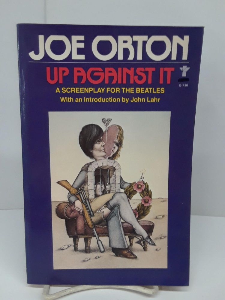 Up Against It: A Screenplay for the Beatles. Joe Orton.