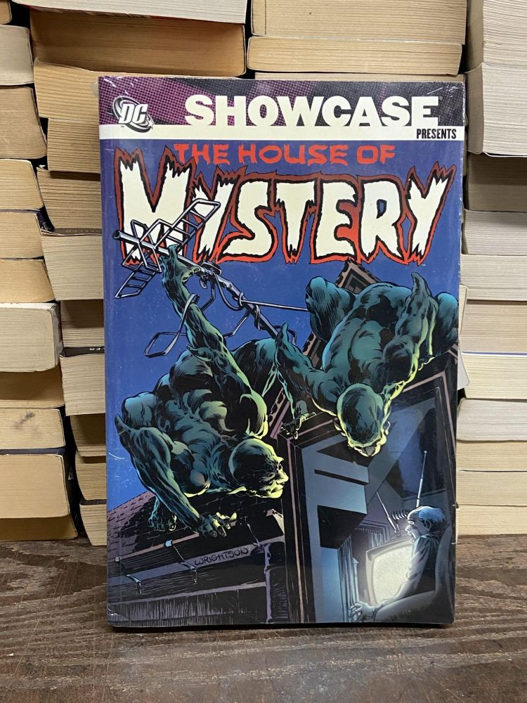 Showcase Presents: The House of Mystery, Vol. 3. Michael Fleisher, Murphy Anderson.