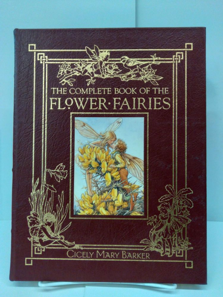 The Complete Book of the Flower Fairies. Cicely Barker.