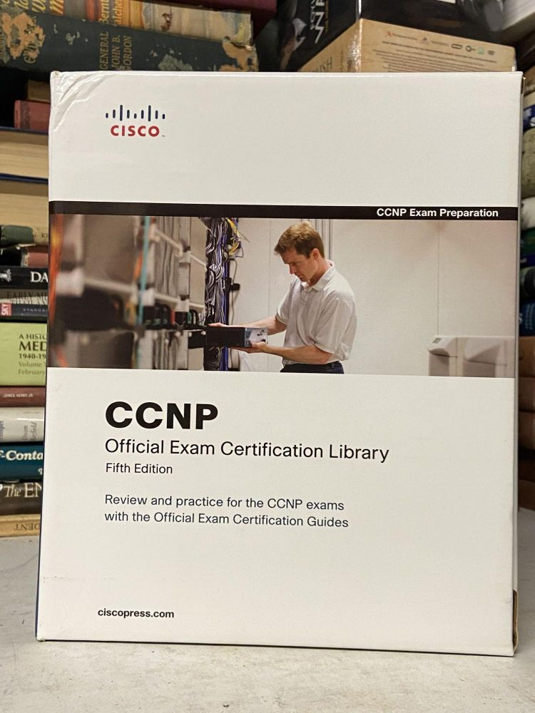 CCNP Official Exam Certification Library (Fifth Edition)