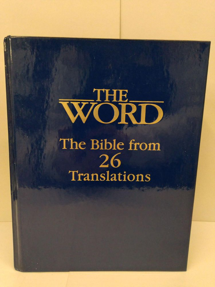 The Word: The Bible from 26 Translations. Curtis Vaughan.