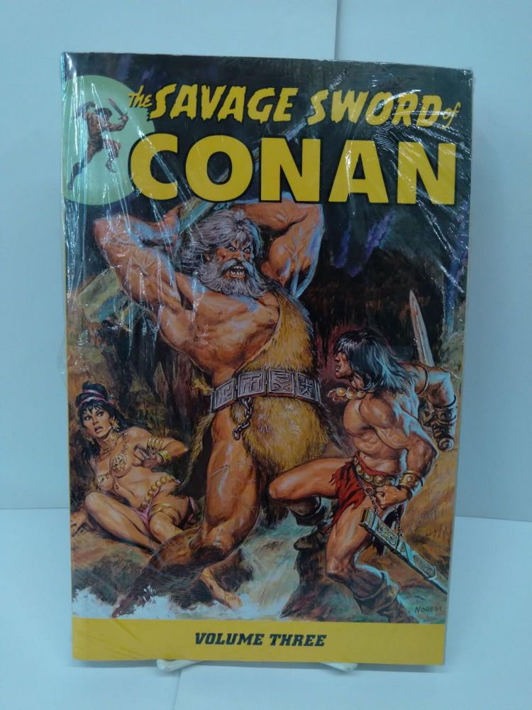 The Savage Sword of Conan. Roy Thomas.
