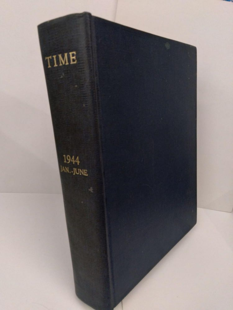 Time 1944 Jan. - June