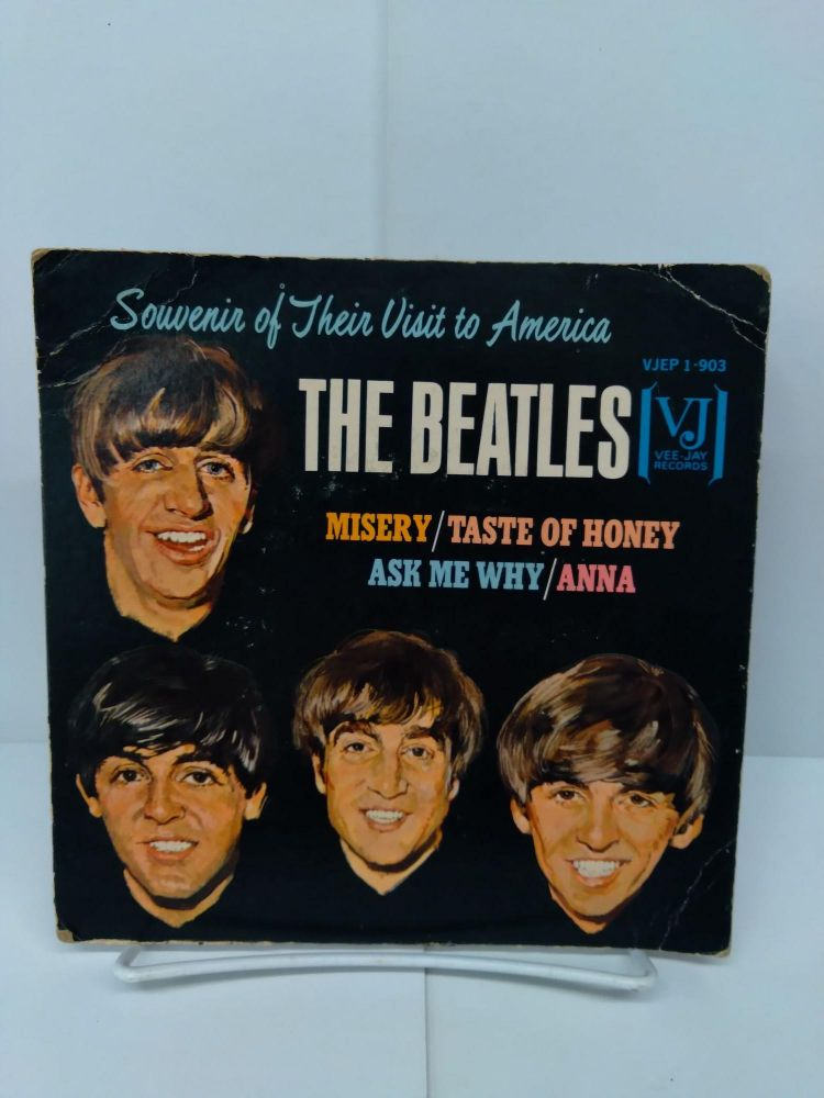Souvenir of Their Visit to America: The Beatles - Misery/Taste of Honey/Ask Me Why/Anna: