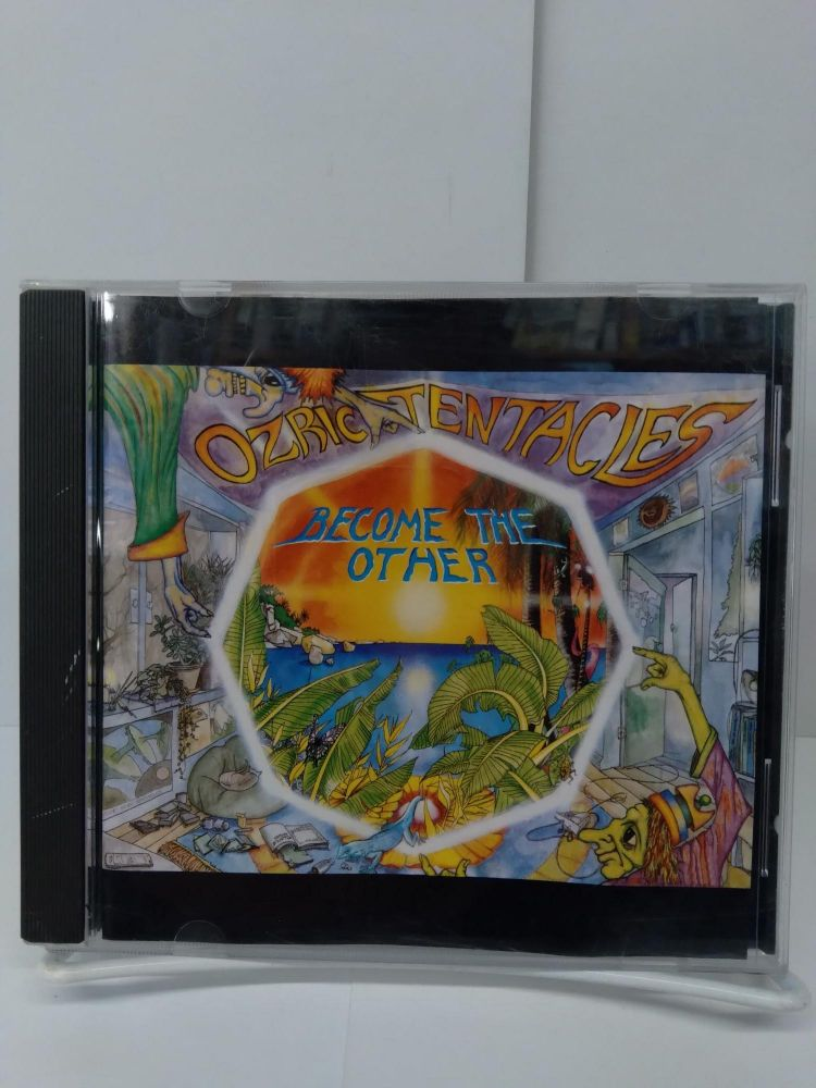 Ozric Tentacles – Become The Other