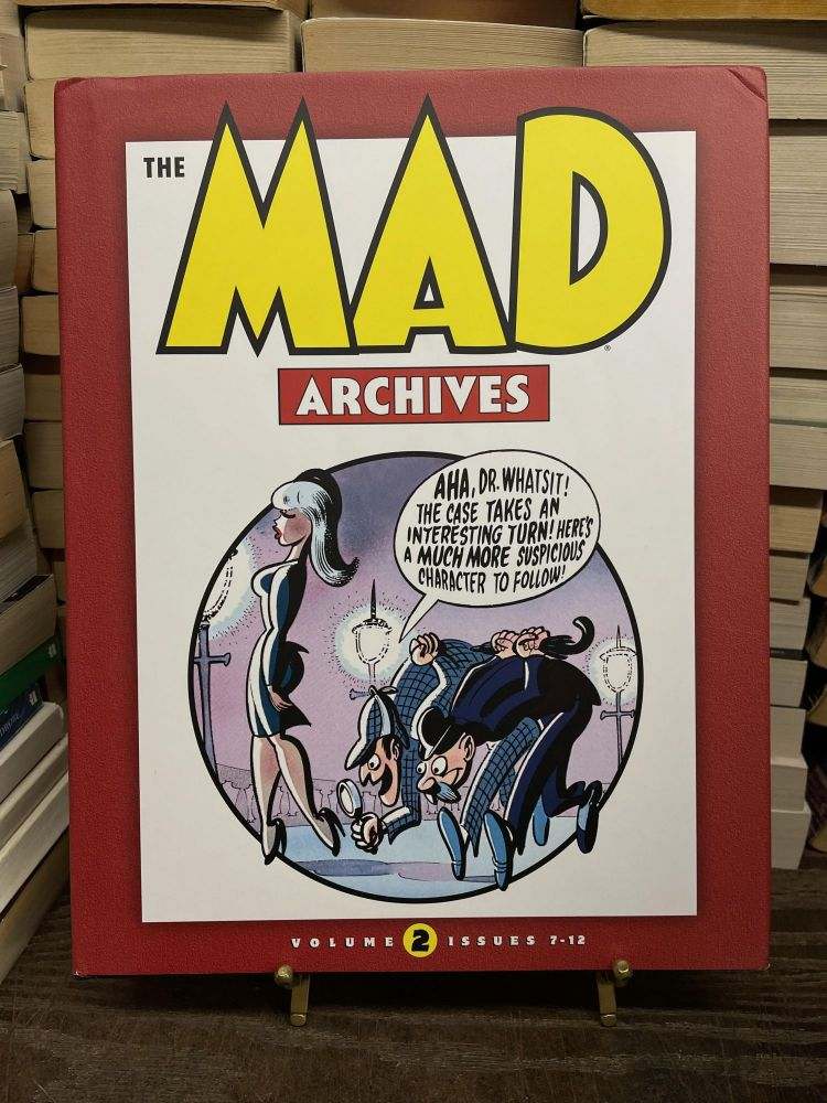 The MAD Archives Vol. 2: Issues 7-12