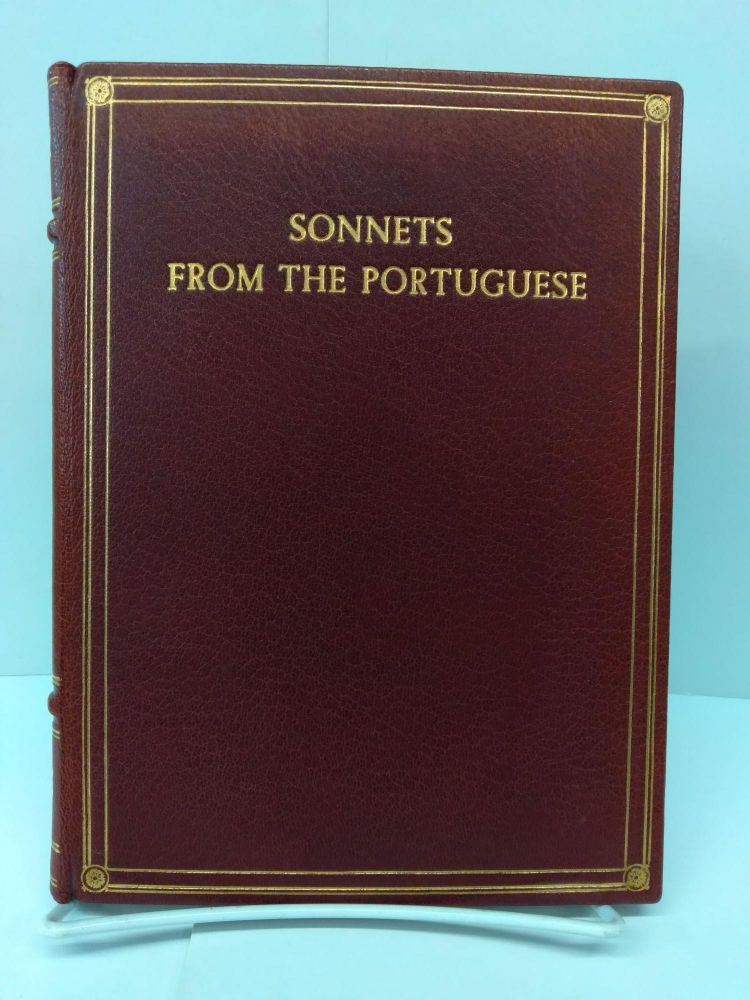 Sonnets From the Portuguese. Elizabeth Browning.
