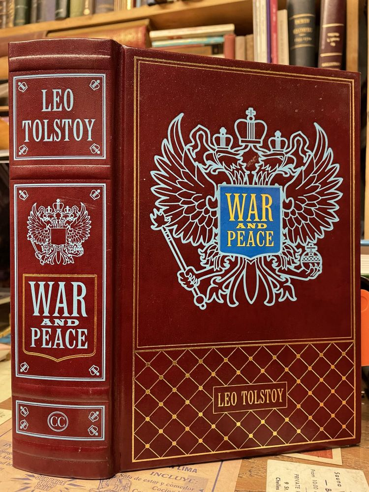 War and Peace. Leo Tolstoy.
