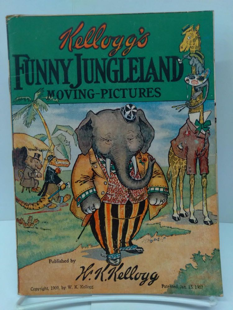 Kellogg's Funny Jungleland: Moving-Pictures
