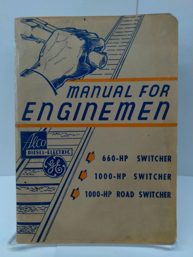 Manual for Enginemen