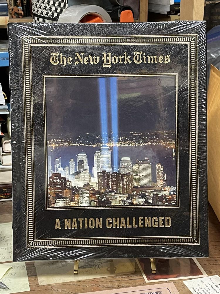 A Nation Challenged: A Visual History of 9/11 and It's Aftermath. The New York Times.