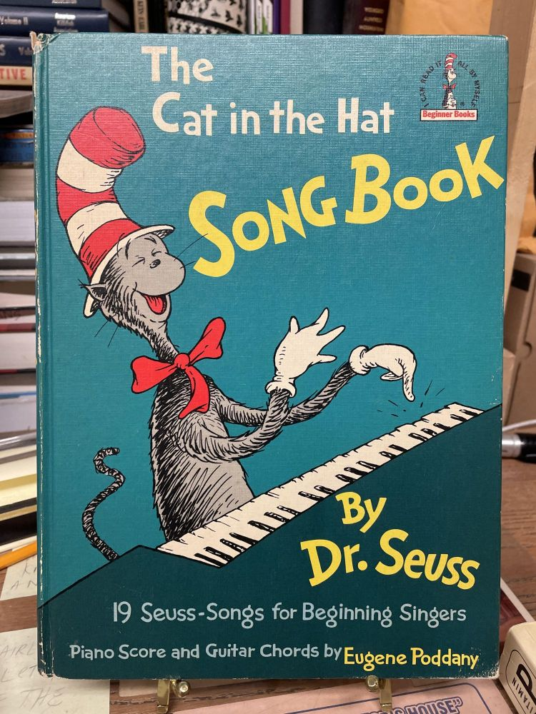 The Cat in the Hat Song Book. Dr. Seuss.
