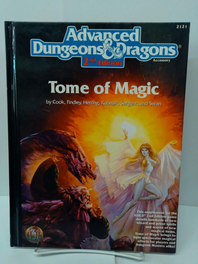 Advanced Dungeons & Dragons: Tome of Magic