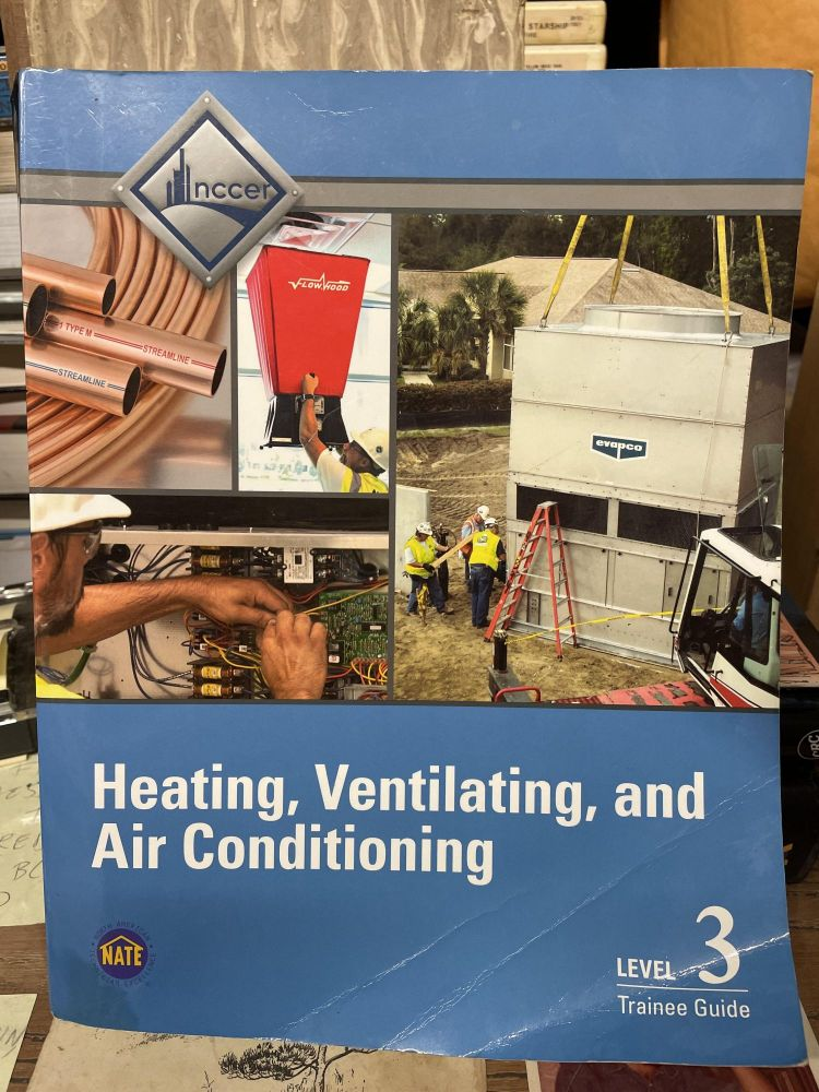 HVAC Level 3 Trainee Guide, 5th edition