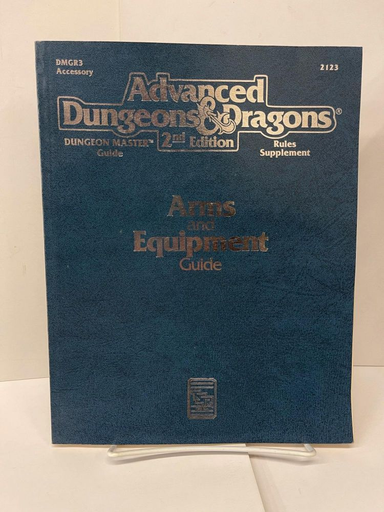 Arms & Equipment Guide (AD&D Rules Supplement, DMGR3)