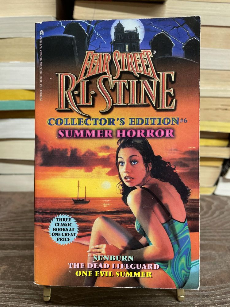 Fear Street Collector's Edition No. 6: Summer Horror. R. L. Stine.