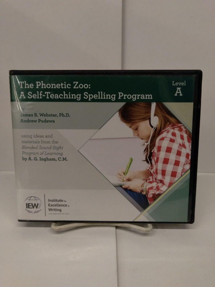 Phonetic Zoo Audio CDs Only