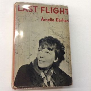 Last Flight. Amelia Earhart