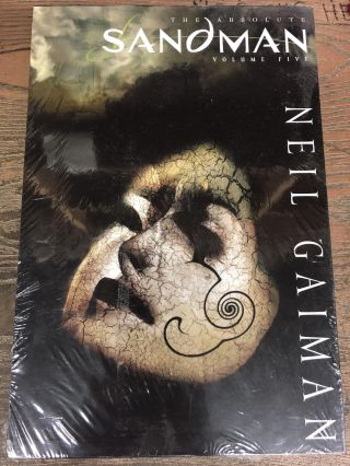 Absolute Sandman Volume Five. Neil Gaiman