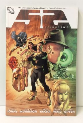 52: Vol 02. Geoff Johns, Grant Morrison, Greg Rucka, Mark Waid