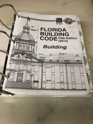 Florida Building Code 5th ed (2014) Building (Loose Leaf)