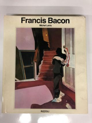 Francis Bacon - Full Face and in Profile (Spanish Edition). Michel Leiris