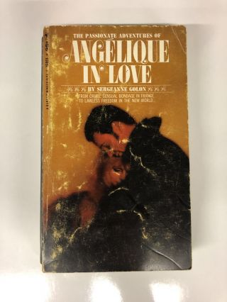 Angelique in Love. Sergeanne Golon
