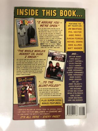 Tales From The Clerks by Kevin Smith