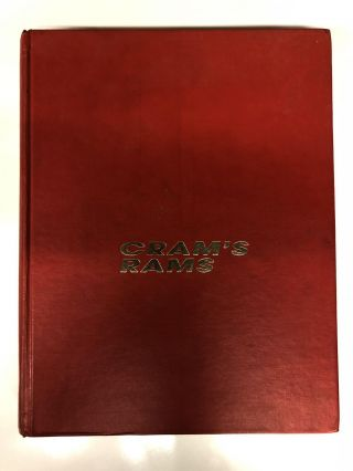Cram's Rams A History Of Marine Bombing Squadron Six Twelve in World War II. United States Marine...