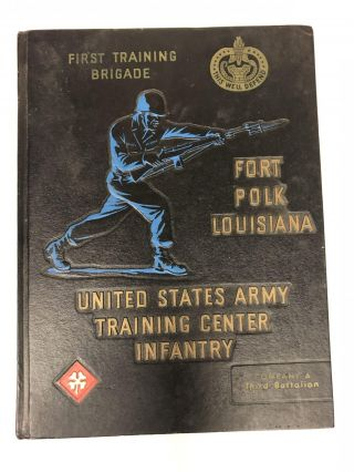 United States Army Training Infantry Fort Polk, Louisiana