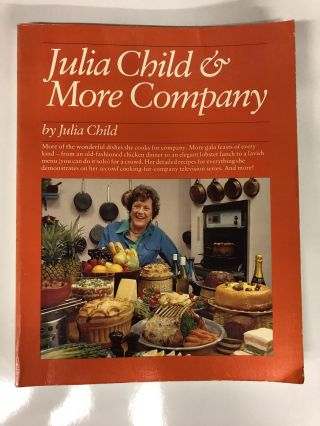 Julia Child & More Company. Julia Child