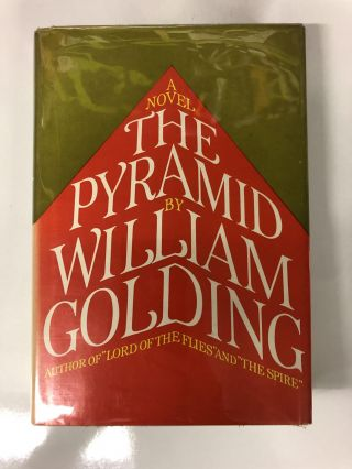 The Pyramid. William Golding