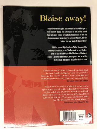 Modesty Blaise: The Gabriel Set-Up (Bk. 1)