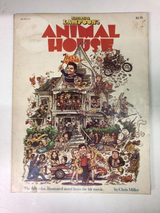 National Lampoon's Animal House. Chris Miller