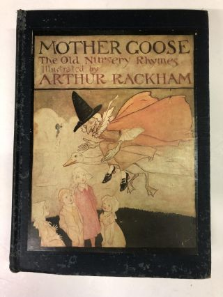 Mother Goose The Old Nursery Rhymes