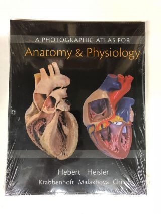 Photographic Atlas for Anatomy and Physiology. Ruth Chinn, Jett Krabbenhoft, Karen Malakhova,...