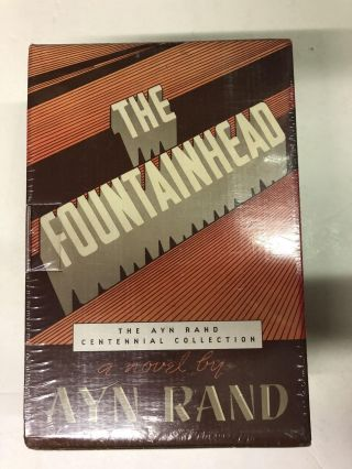 The Ayn Rand Centennial Collection Boxed Set