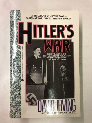 Hitler's War. David Irving