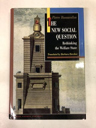 The New Social Question. Pierre Rosanvallon